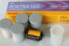 New listing Kodak Portra 160 35mm x 36 exp 5 pack Outdated cold stored