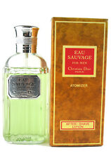 (89,28eur/100ml) 112ml Christian Dior-EAU SAUVAGE pour homme after shave spray
