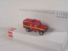 Busch 8376 - Land Rover Feuerwehr N