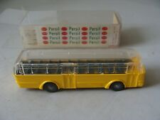WIKING 1/87th HO SCALE X 2 #3730 BERLIN BUS & #730 MAN SD200 BUS - MINT/BOXED!!