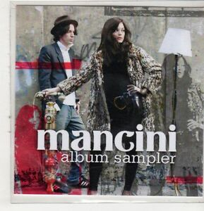(GS772) Mancini, 5 track album sampler - DJ CD