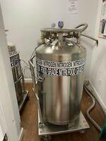 Liquid Nitrogen Dewars / Tanks