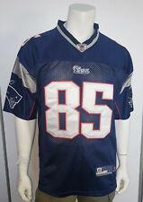 NFL Reebok Onfield New England Patriots Ocho Cinco Chad Johnson Jersey sz 50