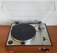 Luxman pd 300 giradischi a cinghia ortofon 2m blue usato ottimo stato vintage