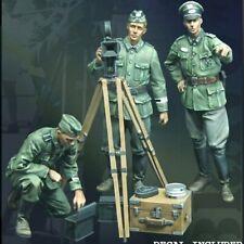 1/35 Propaganda company, Resin Model Soldier GK, WW2 Unassembled Quality Model