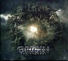 ORIGIN Omnipresent LIMITED BOX CD WITH WHITE PATCH FIRST PRESS OF 500 COPIES
