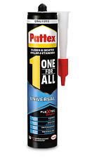 Pattex One for All Universal Kleber / Transparenter, stark haftender Alleskleber