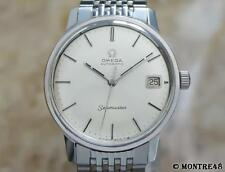 Omega Seamaster Cal 565 Rare Men's Swiss Made Auto 35mm Vintage Watch AG39