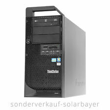 PC Lenovo D20 Workstation 2x Xeon E5645 32GB RAM SSD 128GB 2TB HD Quadro 2000 W7