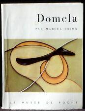 Marcel Brion Domela TBE
