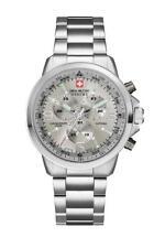 Reloj Cronógrafo Hanowa Swiss Military láser SM34208AEU/H05MS Para Caballero RRP £ 425.00