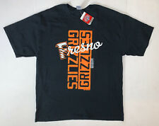 NEW Fresno Grizzlies MiLB Baseball T-Shirt Size Men's XL Black