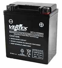 Vertex Battery For Suzuki DR 125 S 1986