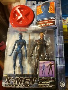 2000 Marvel X-MEN Mystique Movie Action Figure New In The Package