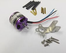 MBLO26K36: 1x KV3600 Brushless Motor (L28xD26mm) S2.3mm for RC Plane , boat