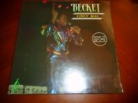 BECKET VINCY MAS VINYL LP SEALED
