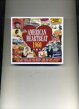 AMERICAN HEARTBEAT 1960 - ROY ORBISON BRENDA LEE JIM REEVES - 2 CDS - NEW!!