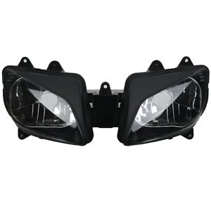 Front Head Lights Lamps Assembly Headlights Headlamp For Yamaha YZF R1 1998-1999