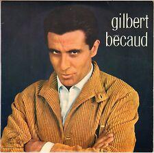 """GILBERT BECAUD """"LE BATEAU BLANC"""" 60'S 25 CM LA VOIX DE SON MAITRE 1108"""