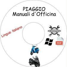 PIAGGIO - Guida Manuali d'Officina - Riparazione e Manutenzione!