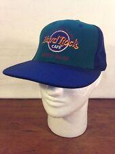 Hard Rock Cafe Mens Myrtle Beach SC Baseball Snapback Cap Hat