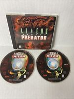 Aliens Versus Predator PC Game Windows 95 98 Fox Interactive 1999
