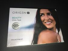 NEW ORIG3N Beauty DNA Test, collection Kit SEALED
