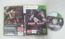 Fight Night Champion Xbox 360 Game PAL