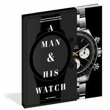 A Man and His Watch - Book by Matt Hranek