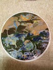 Decor Wall Plates-All Handmade, Hand painted