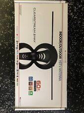 Antennas Direct - ClearStream 2MAX Indoor/Outdoor HDTV Antenna - Black