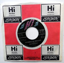 Ann Peebles SOUL FUNK 45 Somebody's On Your Case / I've Been There Before MINT-
