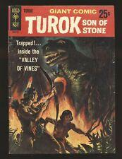 Turok Son Of Stone Giant Comic # 1 VG/Fine Cond.