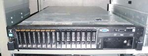 IBM System x3650 M4 Server-2x E5-2690 8C 2.9Ghz-384GB-2x 256Gb SSD-10x 1.2TB 10K