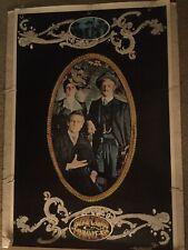 Butch Cassidy & Sundance Kid Vintage Movie Poster