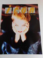 Madonna Icon fan club magazine Vol 6 # 1 issue 21 MB