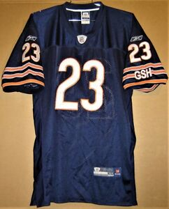 CHICAGO BEARS #23 DEVIN HESTER NFL NAVY NFL Football Size 54 JERSEY