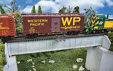 4507 Walthers 70' Single-Track Railroad Deck Girder Bridge HO Scale Kit