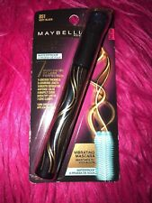 Maybelline 851 Very Black Pulse Perfection Mascara WATERPROOF NEW. Vibrating