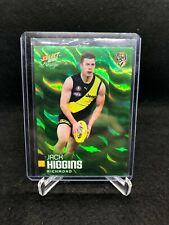 2020 AFL Footy Stars Prestige - Green Parallel - Richmond - Jack Higgins #11