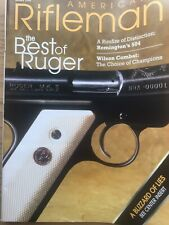 American Rifleman Jan 2004, The Best Of Ruger, Belgian Military Mausers