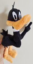 """Warner Bros Looney Tunes Daffy Duck 6"""" Plush Soft Stuffed Doll Toy BNWOT"""