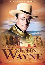 John Wayne  Collectors Edition 5-Pack DVD 2008 5-Disc Set Steel Case Western