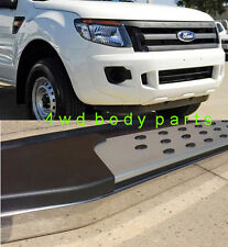 ( #205 ) Ford Ranger PX Super Cab 2011 to 2015 Side Steps Running Boards