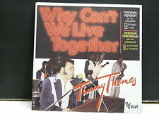 TIMMY THOMAS Why can't we live together 101655