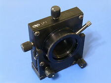 "Newport LP-1 Five-Axis Positioner / Mount for 1"" Optics"