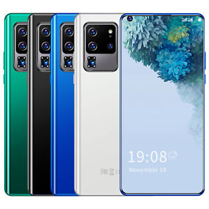 2021 New S30U PRO 6.82in Dual SIM 2G+16G Smartphone 3G Face Recognition Unlocked