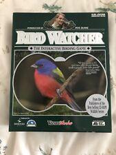 Bird Watcher Pete Dunne ~ Interactive Birding Game PC ~ BNOS!!!