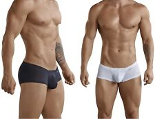Clever Men's Australian Latin Boxer Brief Trunk Underwear 2373 in Black or White