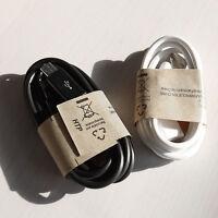 Cavo di ricarica dati USB Micro USB 2.0 da Maschio a B per Samsung Galaxy S2 S3